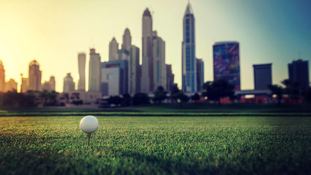 Sports | Golf, Dubai Desert Classic, January, Majlis Course, Dubai