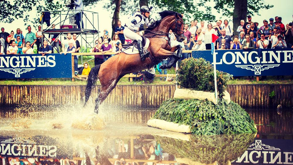 Sports | Equestrian, Luhmühlen Horse Trials, June, Luhmühlen, Salzhausen, Germany