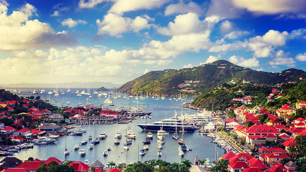 Sports | Regatta, St. Barths Bucket Regatta, March, St. Barts, Caribbean