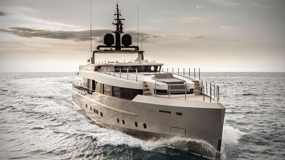 Yachts | Admiral Shipyard, Superyachts Builder, Italian Heritage