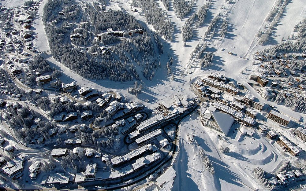 Le Petit Palais Chalet, an opulent palace with decadent detailing in Courchevel 1850