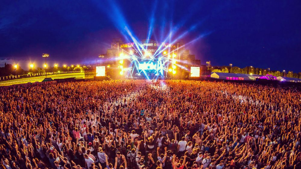 Festivals   Music, Lollapalooza, August, Grant Park, Chicago