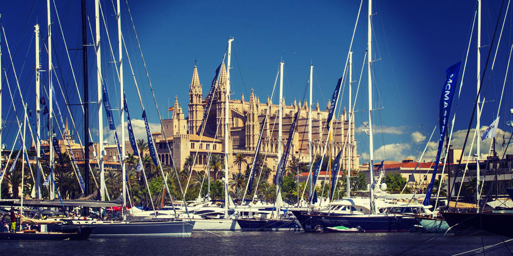 Exhibitions   Boat Show, Palma Superyacht Show, Spain