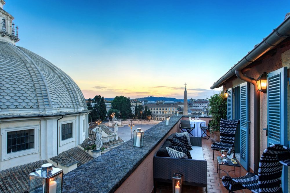 Rome's Top 5 Luxury Hotels to visit this year