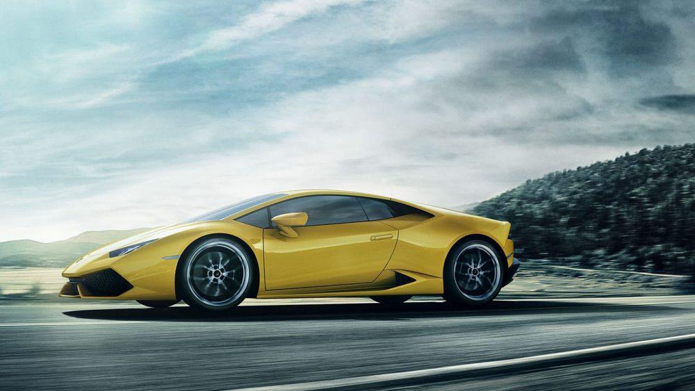The Lamborghini Huracàn Coupè, a driving experience like no other