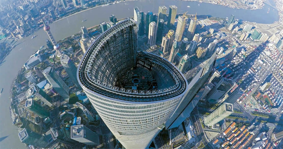 Shanghai Tower – At the Forefront of Sustainable Luxury Lifestyles