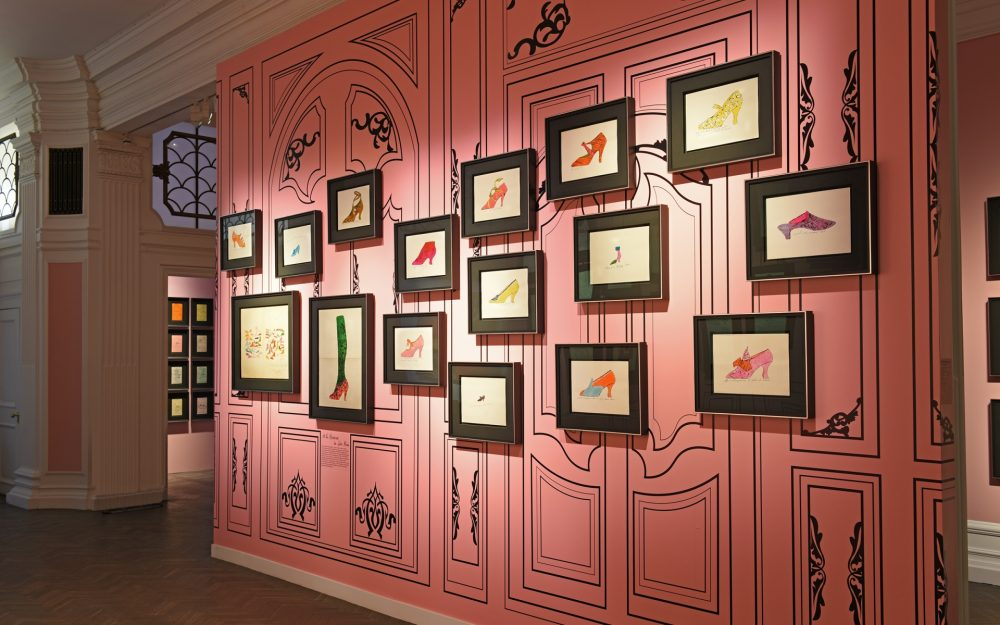 An Exhibition of Early Illustrations by Andy Warhol, 5 May 2018 – 27 May 2018, Halcyon Gallery