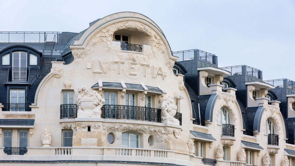 Hotel Lutetia Paris, France – Opening June 2018