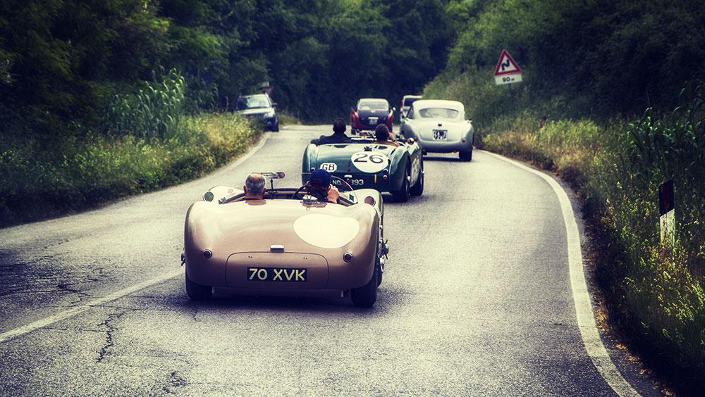 Sport | Motor Racing, Mille Miglia, Brescia – Rome, Italy