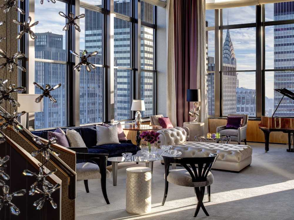 The five most unique suite stays in New York