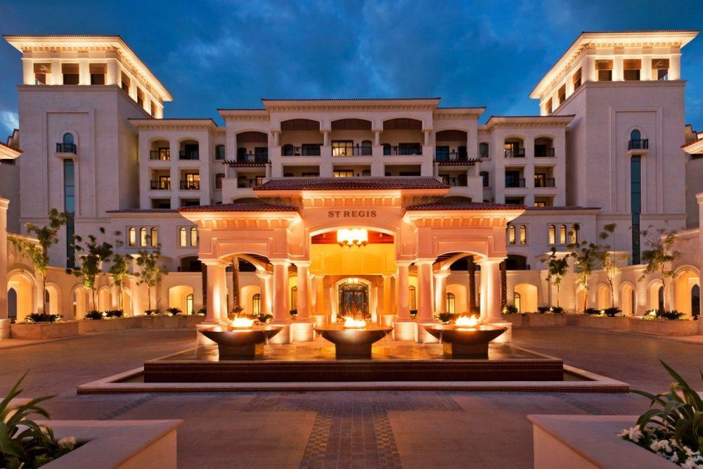 A Visionary Destination, The St. Regis Saadiyat Island Resort