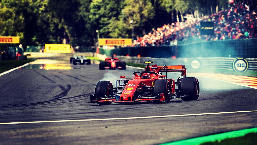 Sports | Formula 1, Belgian Grand Prix, August, Spa-Francorchamps Circuit, Belgium