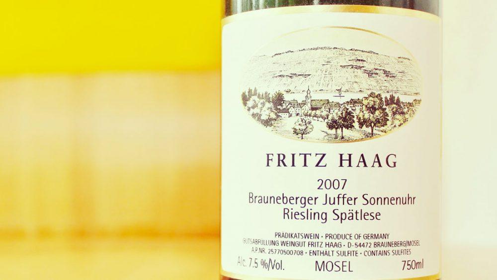 Wine | Weingut Fritz Haag, Wine Producer, Brauneberg, Mosel, Germany