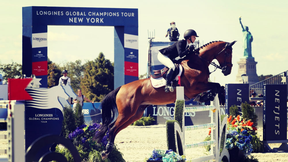 Sports | Equestrian, Longines Global Champions Playoffs