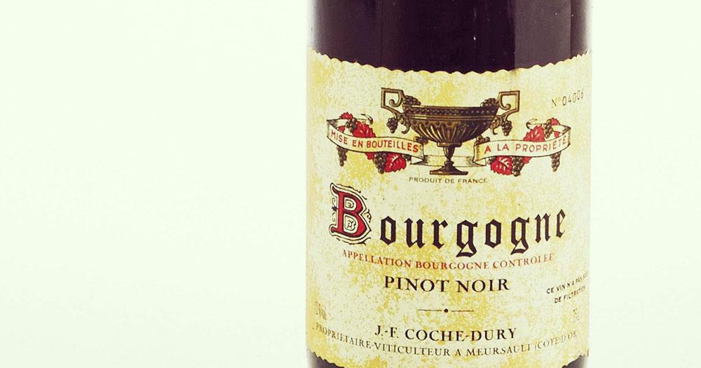 Wine   Domaine Coche-Dury, Wine Producer, Meursault, Côte de Beaune, Burgundy, France