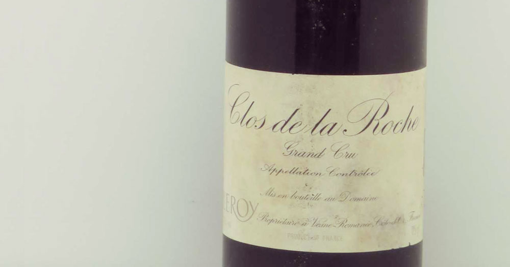 Wine   Domaine Leroy, Wine Producer, Vosne-Romanée, Burgundy, France