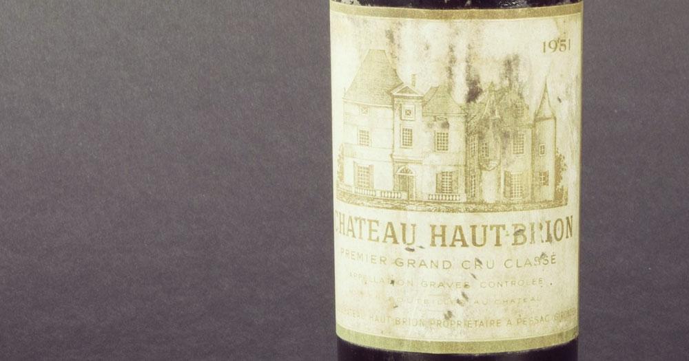 Wine | Château Haut-Brion, Wine Producer, Pessac, Bordeaux, France