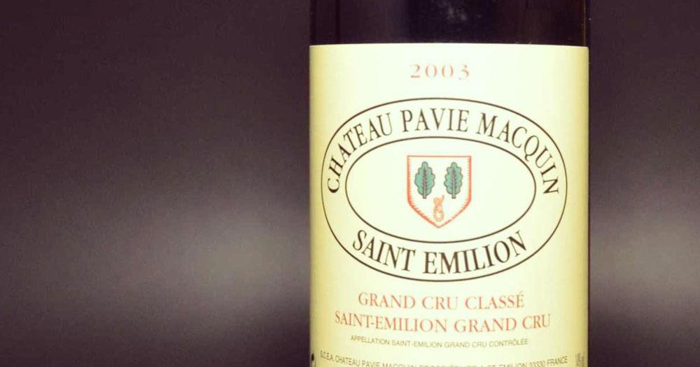 Wine | Château Pavie, Wine Producer, Saint-Émilion, Gironde, Bordeaux, France