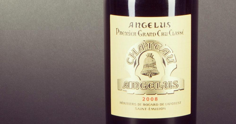 Wine   Château Angélus, Wine Producer, Saint-Émilion, Gironde, Bordeaux, France
