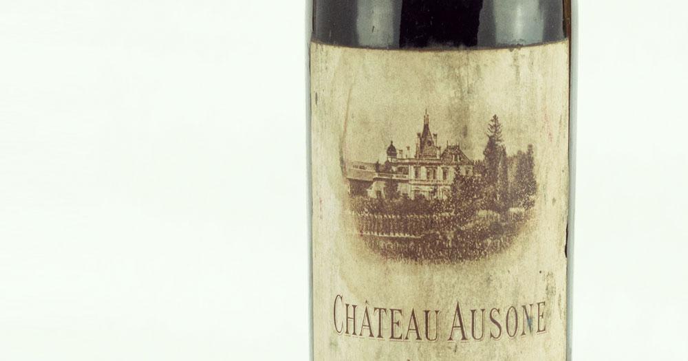 Wine   Château Ausone, Wine Producer, Saint-Émilion, Gironde, Bordeaux, France