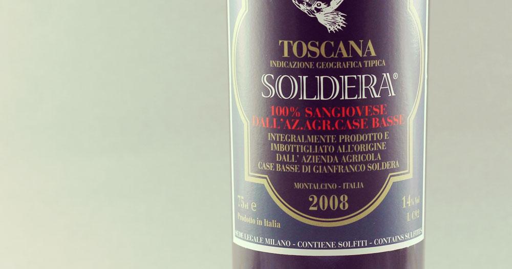 Wine | Soldera Case Basse, Wine Producer, Montalcino, Siena, Tuscany, Italy