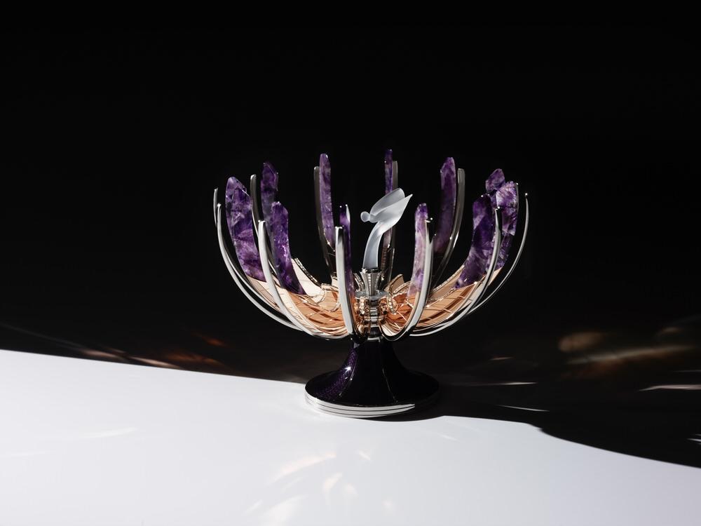 Rolls-Royce debuts 'Spirit of Ecstasy' Fabergé egg