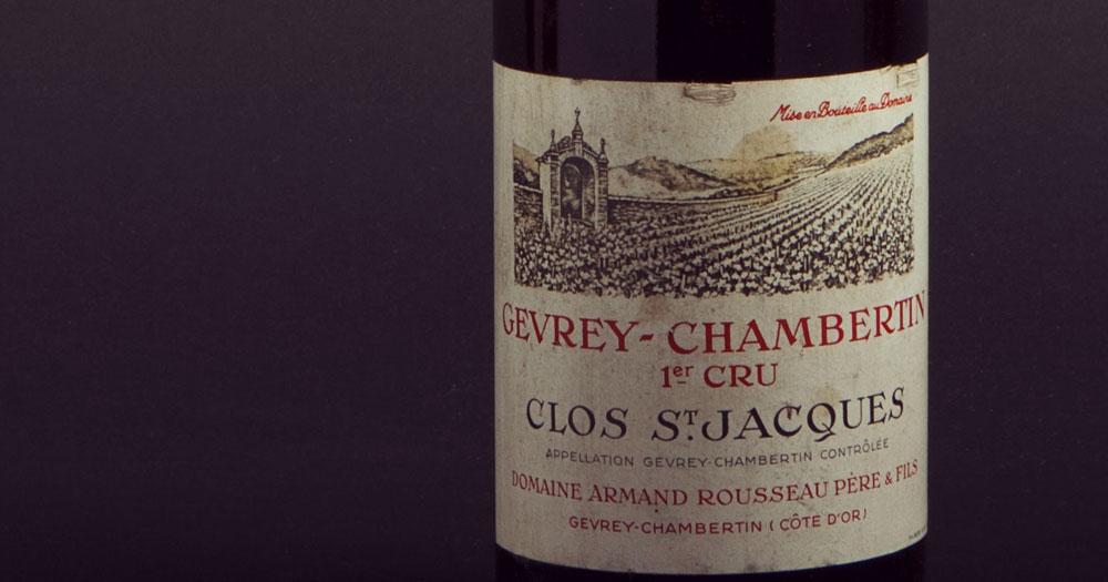 Wine | Domaine Armand Rousseau, Wine Producer, Côte de Nuits, Burgundy, France
