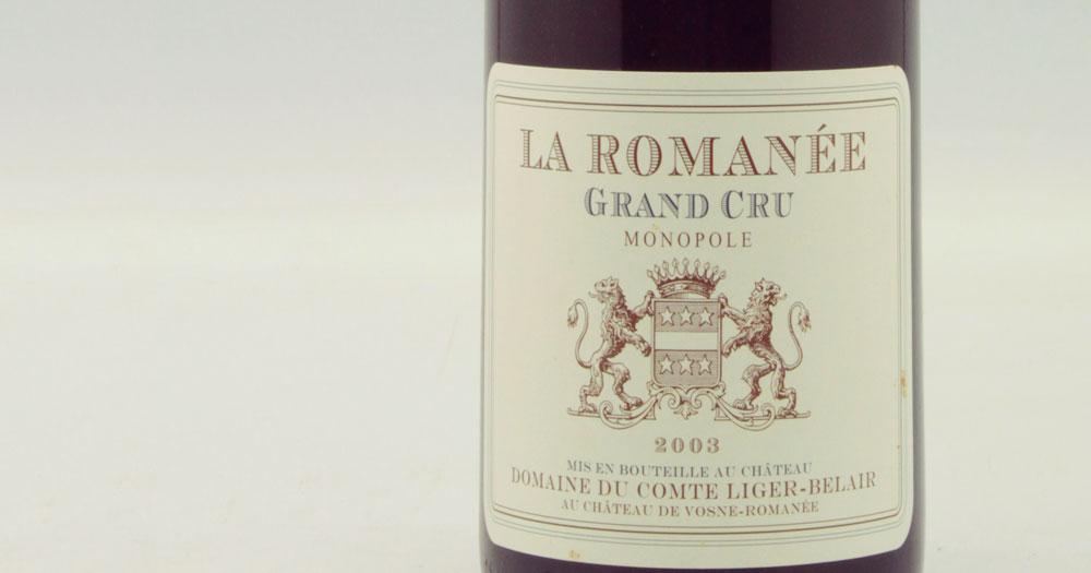 Wine | Domaine du Comte Liger-Belair, Wine Producer, Vosne-Romanée, Burgundy, France