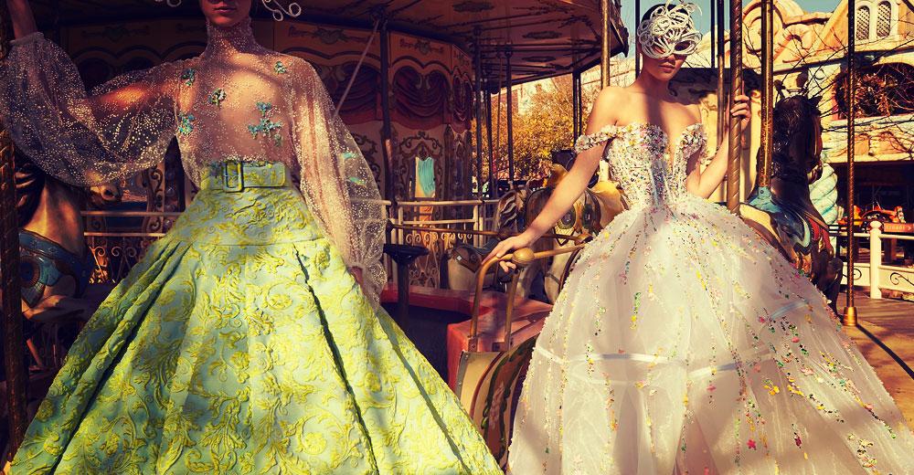 High Fashion | Celia Kritharioti, Fashion House, Greek Heritage