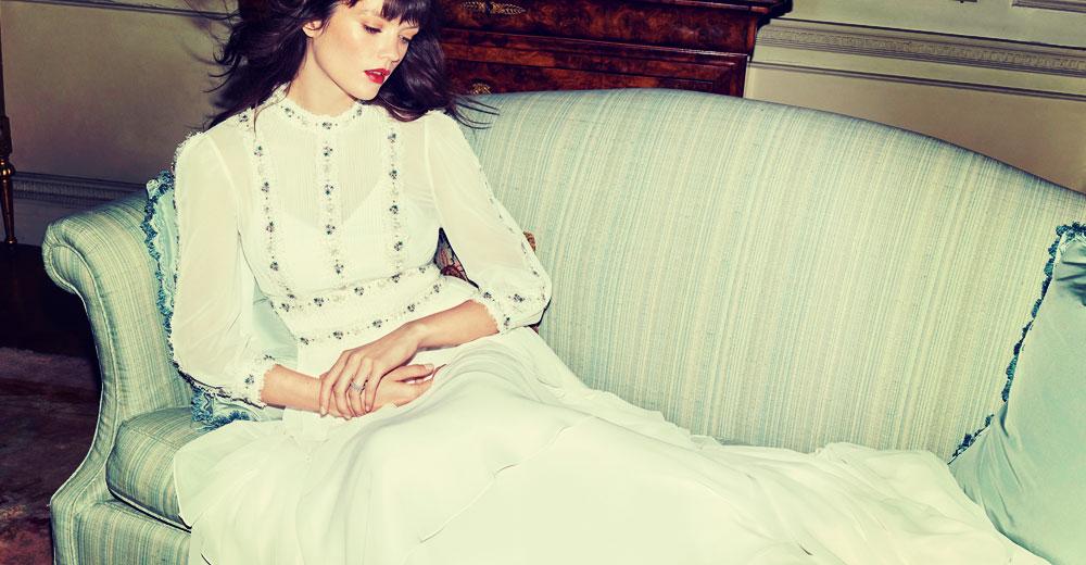High Fashion | Jenny Packham, Fashion House, British Heritage