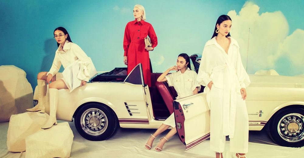 High Fashion | Cong Tri, Fashion House, Vietnamese Heritage