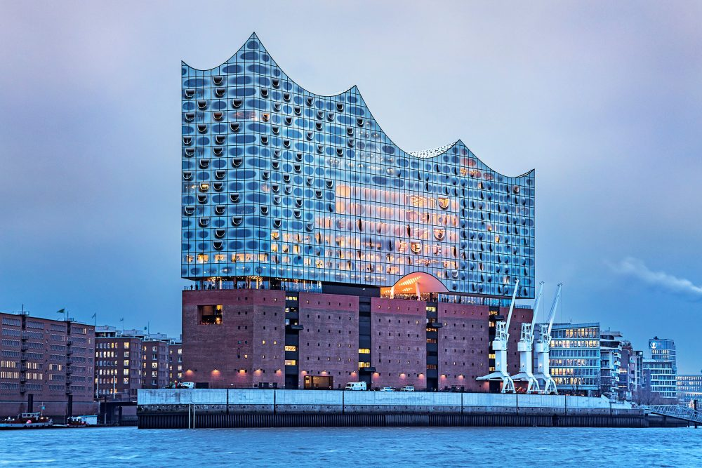 Elbphilharmonie Hamburg: a Total Work of Art