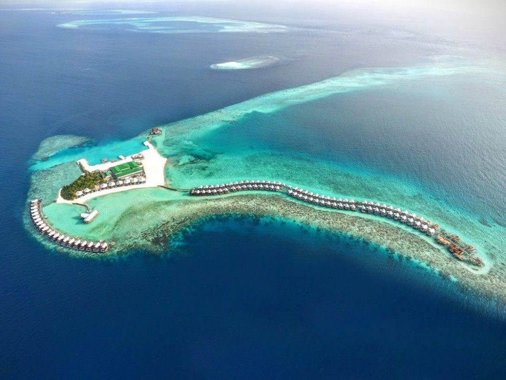 Baglioni Resort Maldives, Paradise with an Italian Touch