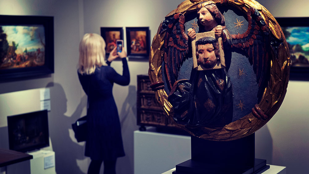 Exhibitions, Arts | Art Fair, Brafa, January, Brussels