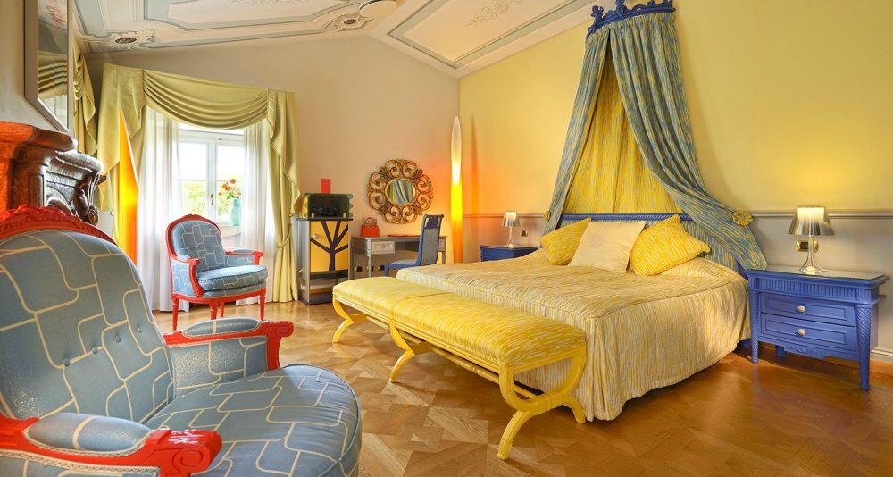 Byblos Art Hotel Villa Amistà: a grand, classic Venetian-style villa in Verona