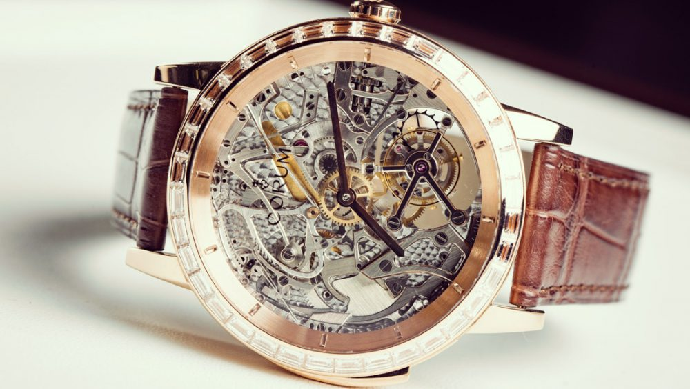 Horology | Corum, Watch Manufacturer, Swiss Heritage