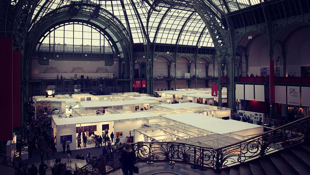 Exhibitions, Arts | Art Fair, FIAC, Foire Internationale D'art Contemporain, October, Paris