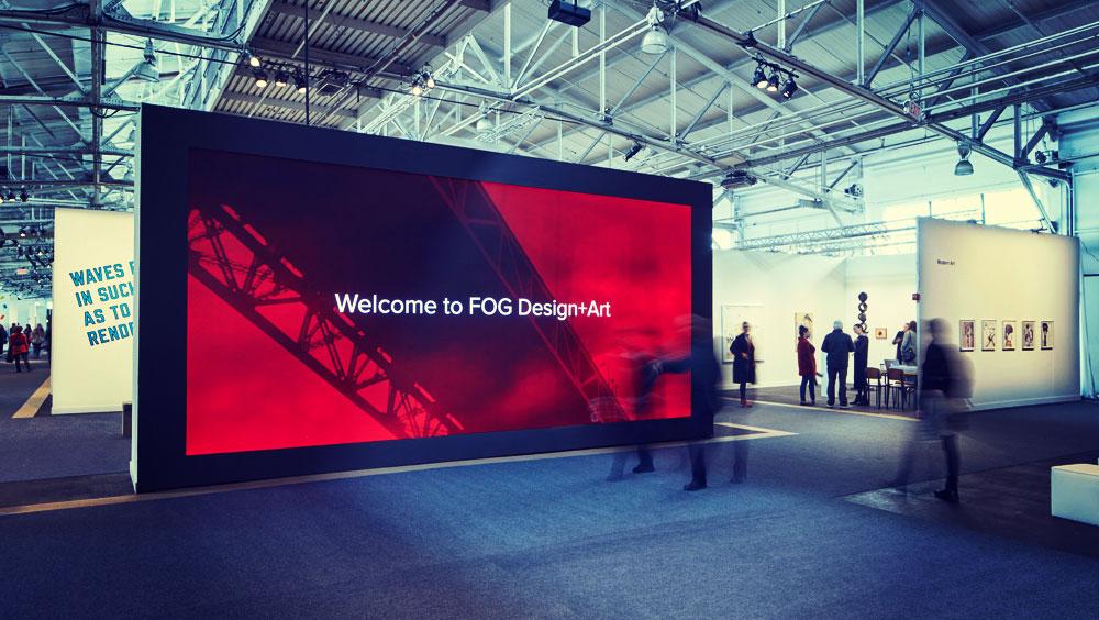 Exhibitions, Arts | Art Fair, FOG Design+Art, January, San Francisco
