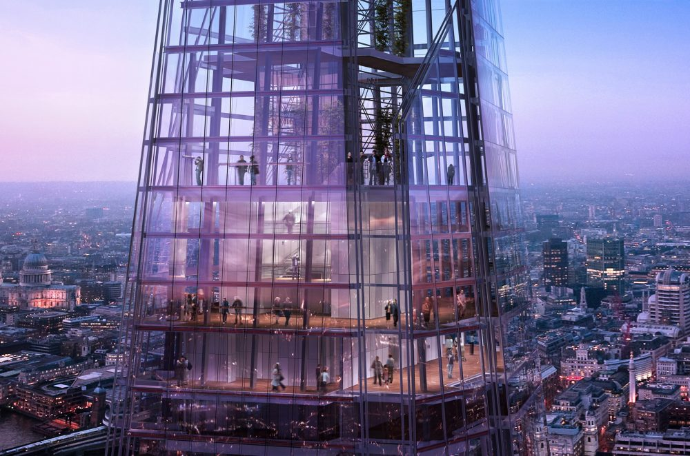 The Shard London, a vertical city in a vibrant neighbourhood