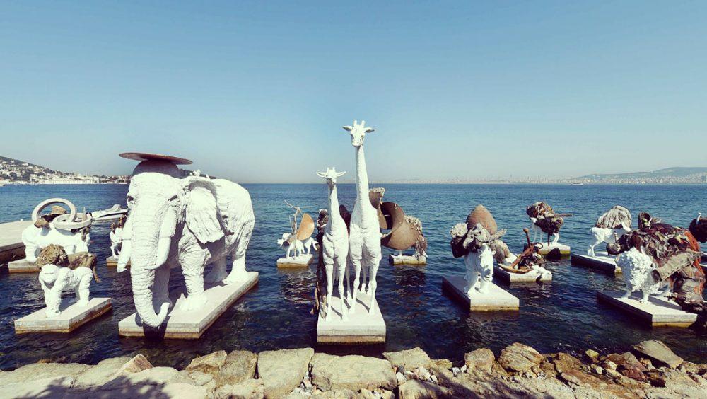 Exhibitions, Arts   Art Fair, Istanbul Biennial, September, Istanbul