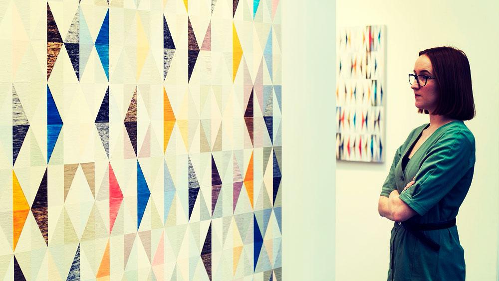 Exhibitions, Arts   Art Fair, London Art Fair, January, London