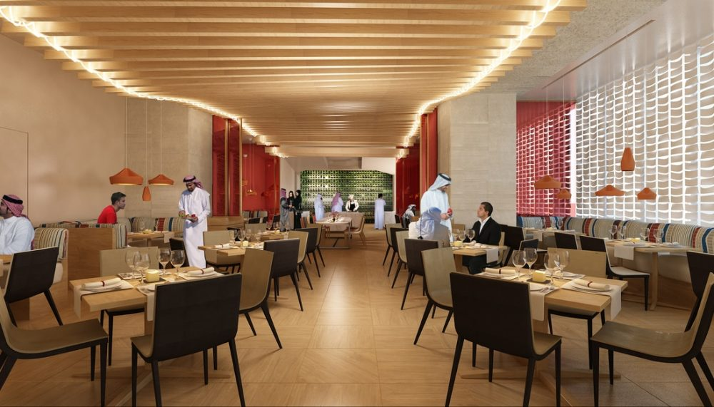 Nobu Hotel Riyadh, an Urban Oasis Awaits