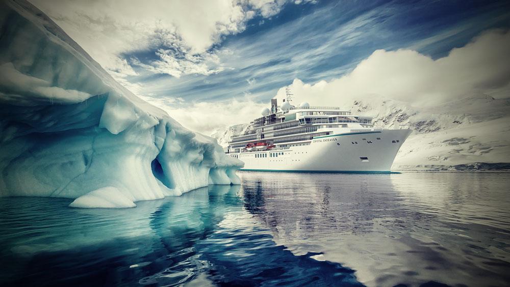 Luxury Experiences   Crystal Endeavor, Six-star Service Cruise