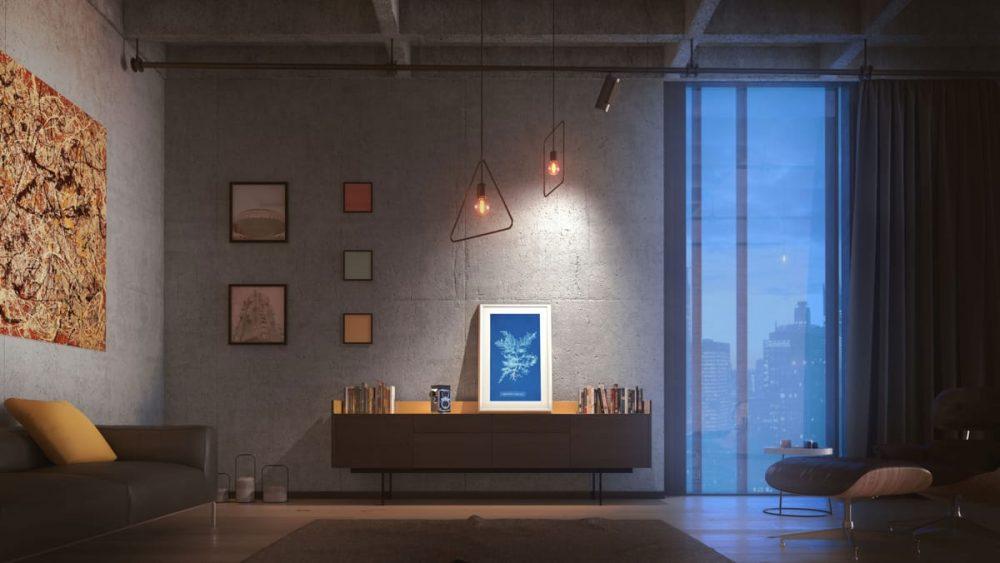 The Meural Canvas: World's First Smart Frame