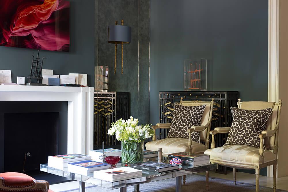 Real Estate | Christina Fallah, Interior Designer, British Heritage