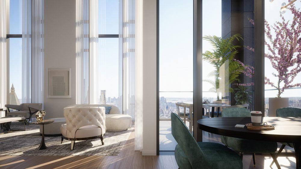 A heroic modern tower, 277 Fifth Avenue by Rafael Viñoly, New York