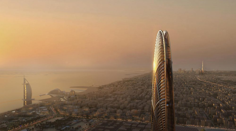 Burj Jumeira: The new tower is set to become another icon of Dubai's skyline