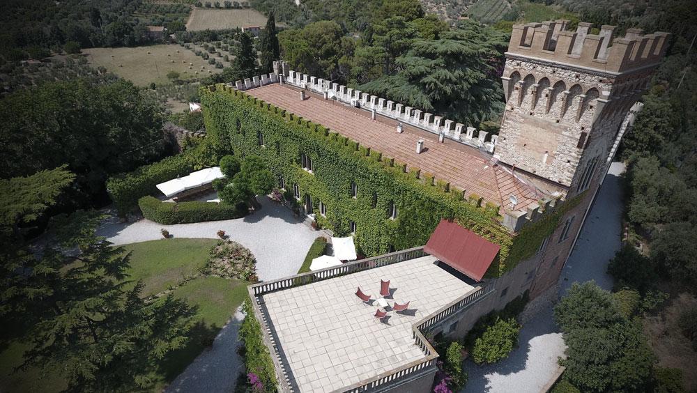 Luxury Experiences | Castle Stay, Castello di Magona, Tuscany, Italy