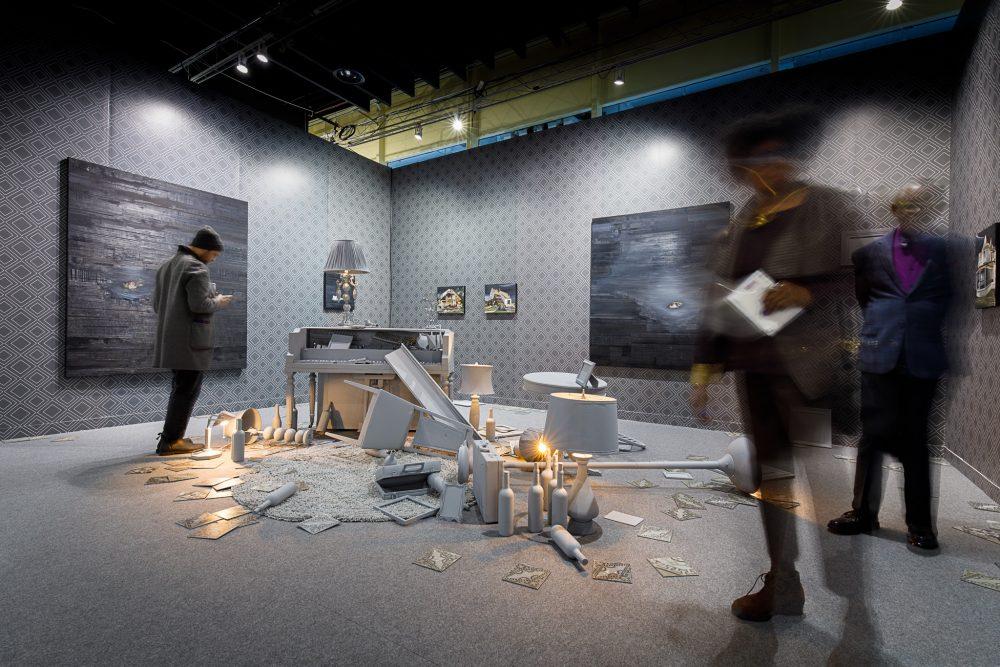 Volta New York: Contemporary Art Fair March 6–10, 2019