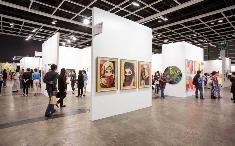 The 7th Edition of Art Basel Hong Kong, March 29-31, 2019